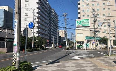 刈谷駅・名鉄刈谷駅からのアクセス