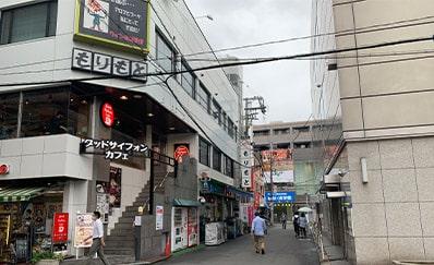 高槻市駅からのアクセス